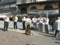 foreign brass band athens