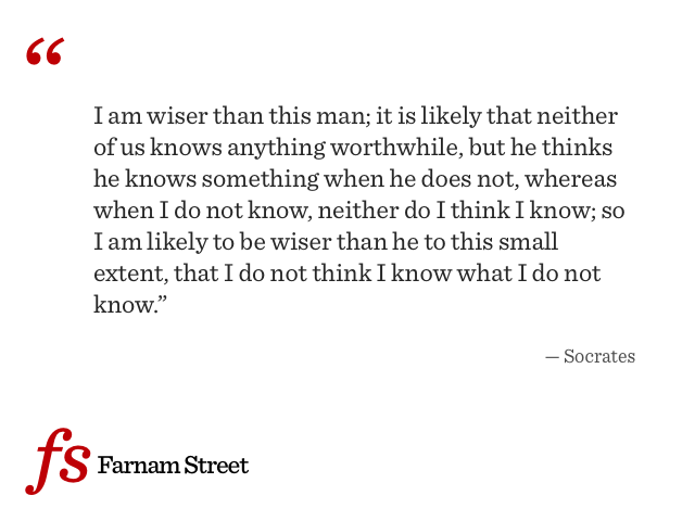 Socrates And The Search For Wisdom
