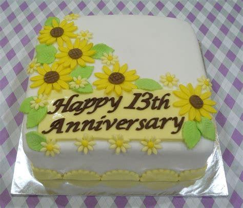 13Th Anniversary Cake   CakeCentral.com