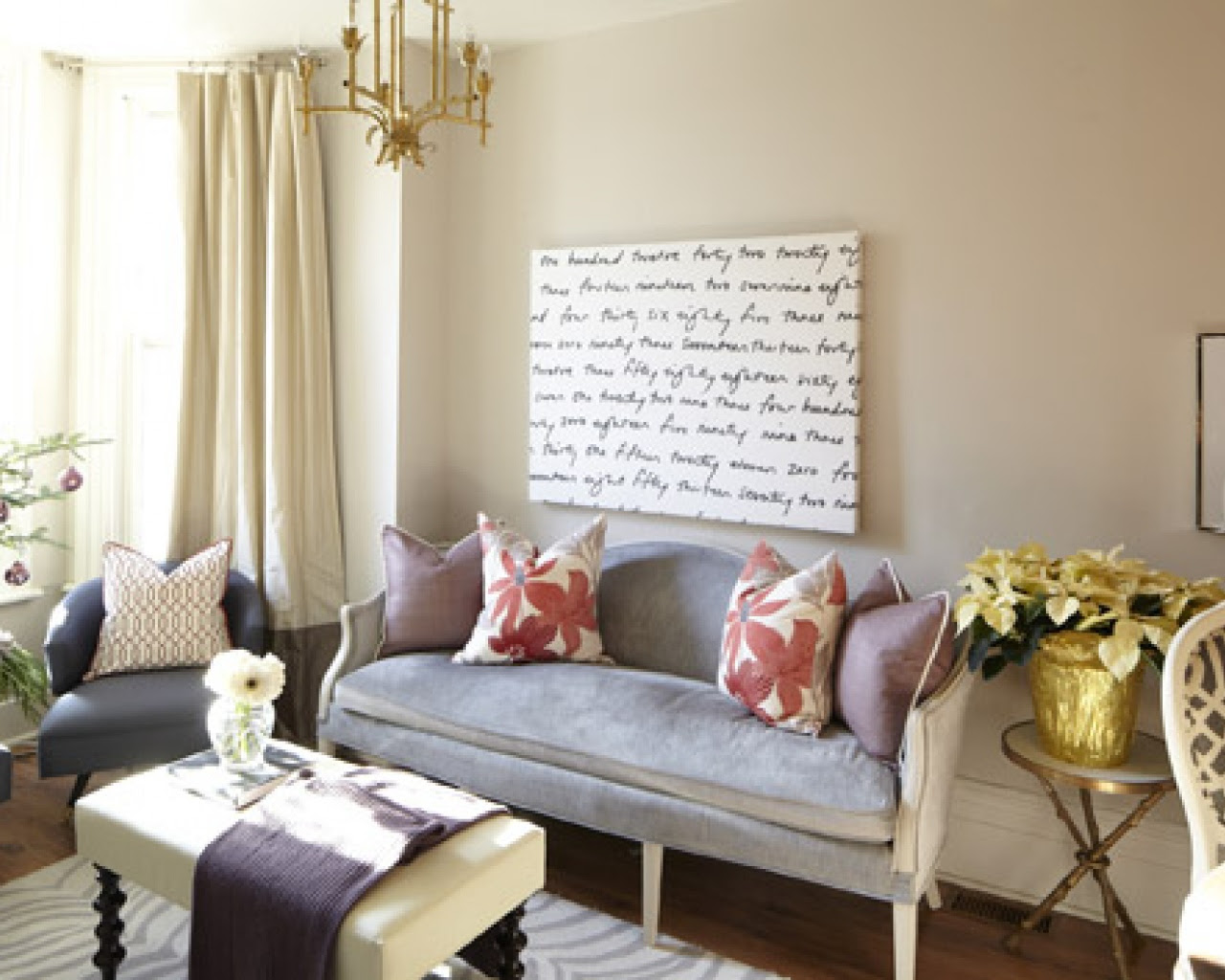 Eclectic Living Room Design Ideas for Captivating ...