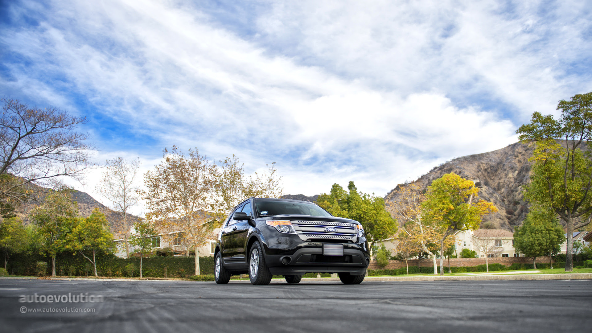 Ford Explorer 2014 Money Factor model with full information about Ford ...