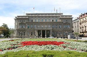 Belgrade Old Court