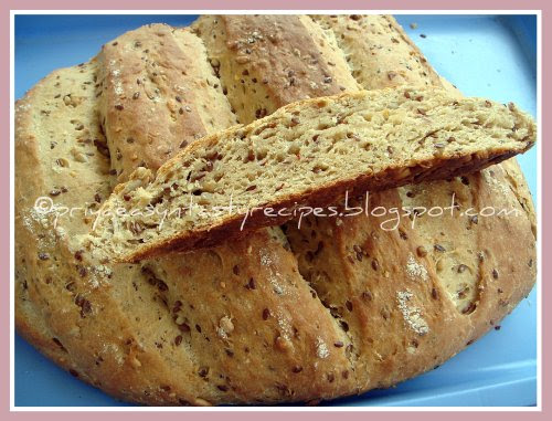 Mutliseeds bread