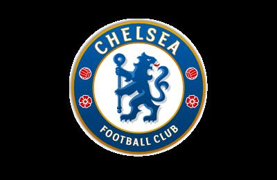 Chelsea Football Club logo mockup