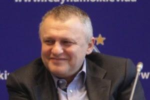 Президент Динамо конкуренции не боится