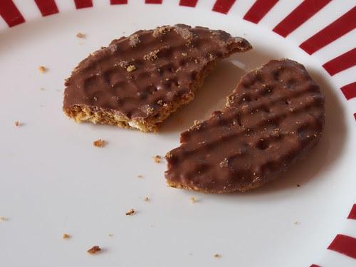 Hobnob (chocolate)