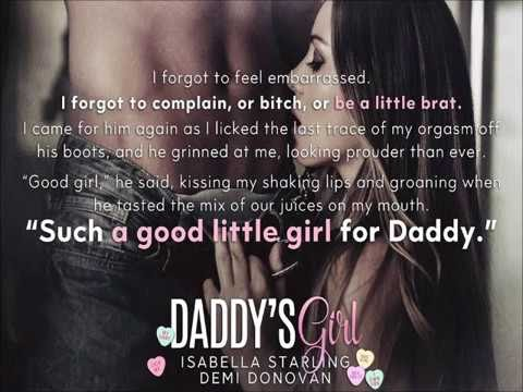 Daddy's Girl by Isabella Starling, Demi Donovan