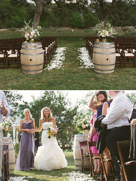 25  Best Ideas about Whiskey Barrel Wedding on Pinterest