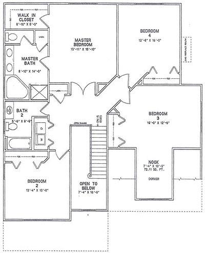 Floor Plan Hgtv Green Home 2009 Hgtv Green Home - Bathroom ...