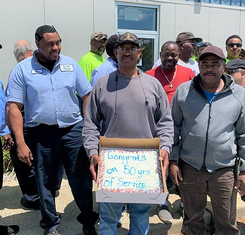 06/10/2021 | Town Of OC Employee Reaches 50 Year Mark | News Ocean City MD