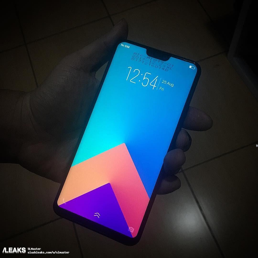 Vivo V9 V9 V9 V9 Mobile Phone Camera Kp