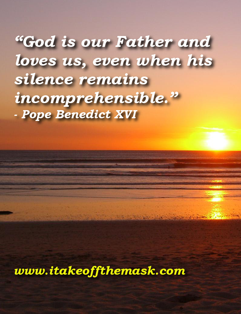 When God Is Silent Quotes Poems Prayers And Words Of Wisdom At