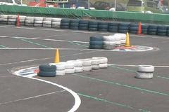 F1ドリーム平塚 S字コーナー