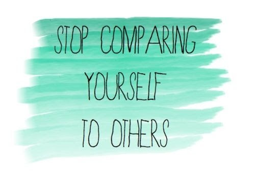Stop Comparing Yourself To Others Pictures Photos And Images For