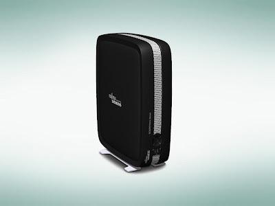 Fujitsu Siemens Scaleo 1900 home server - Review