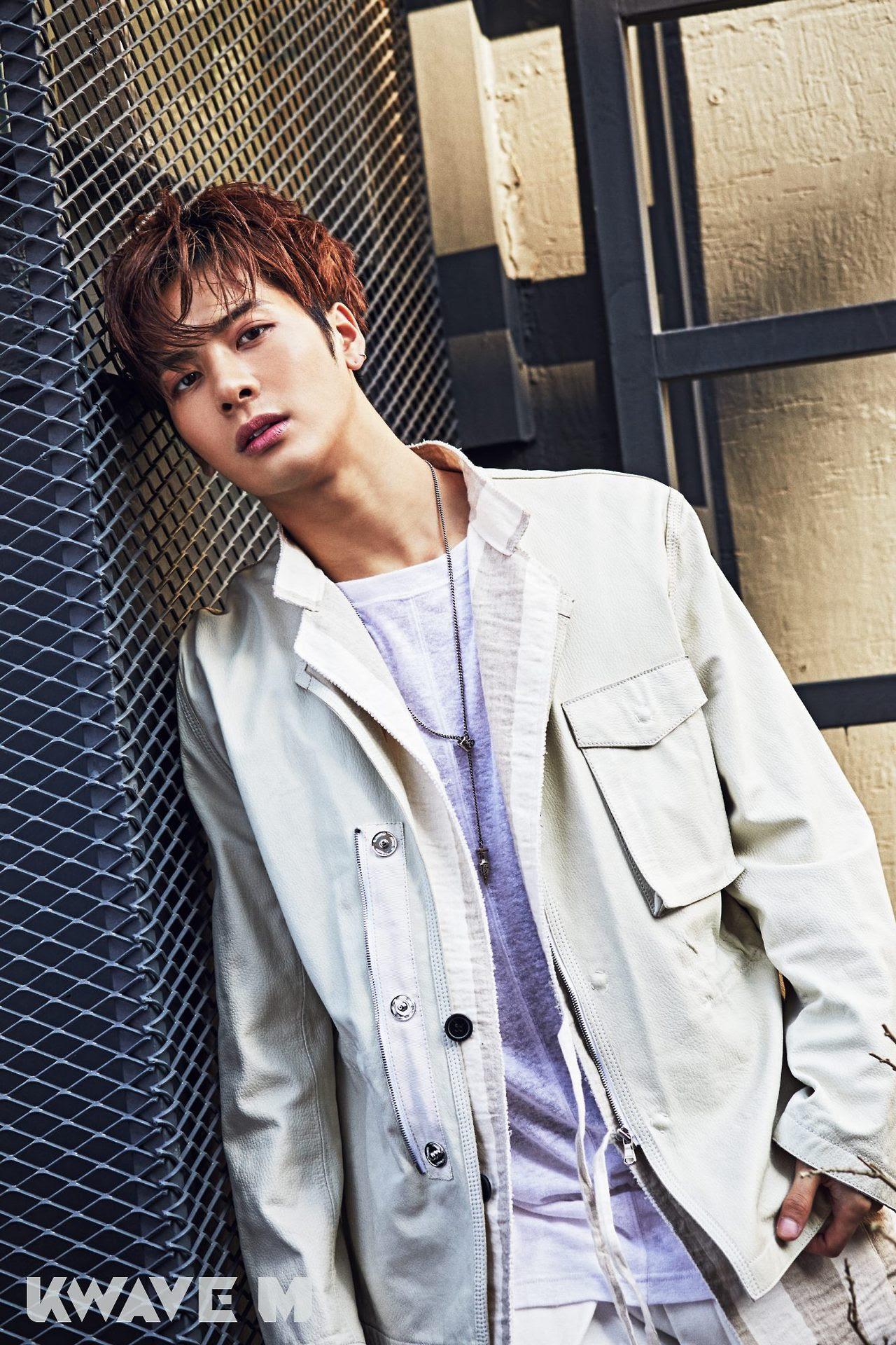 Jackson (GOT7) - Kwave Magazine March Issue '17