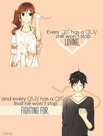 Love Quotes For Today Anime Amino