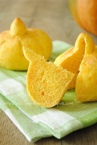 Zucche di Pane alla Zucca-Pumpkins of Pumpkin Bread