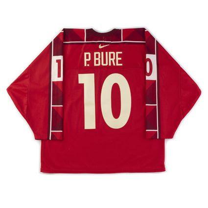 Russia B 98 unused jersey, Russia B 98 unused jersey