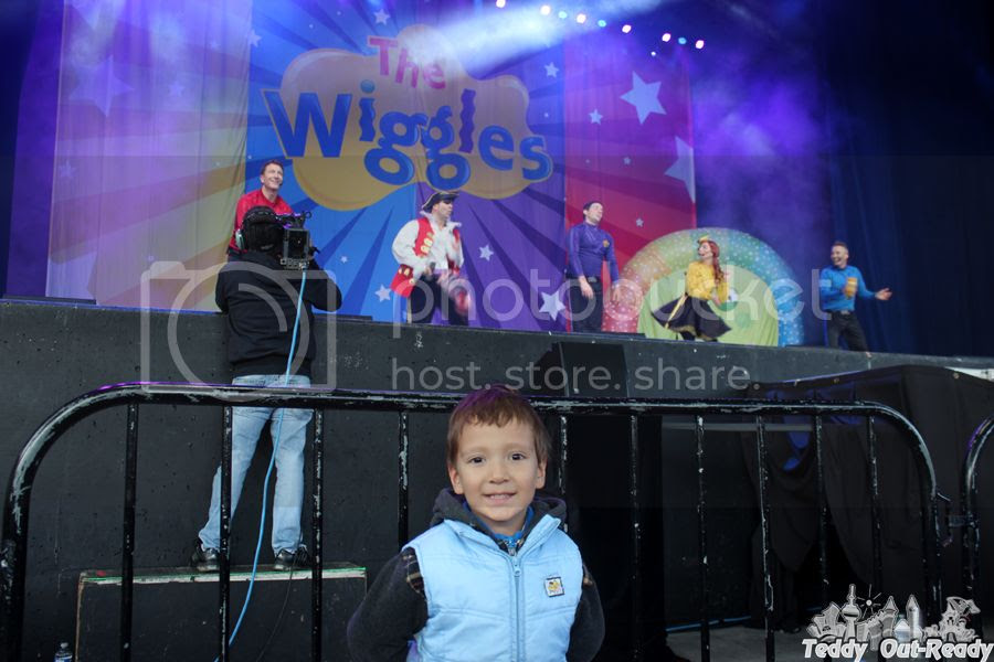 The Wiggles Teddy