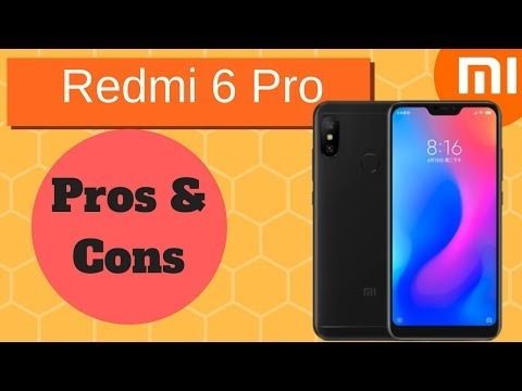 Xiaomi Redmi 6 Pro (Mi A2 Lite) Pros and Cons You MUST know
