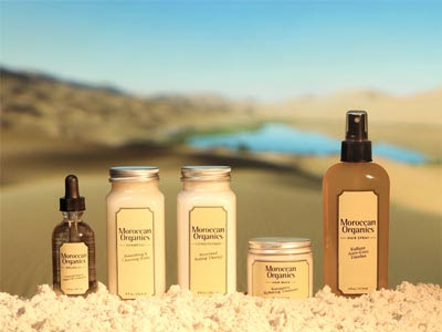 Moroccan Organics Argan Oil - An Oasis for Your Hair