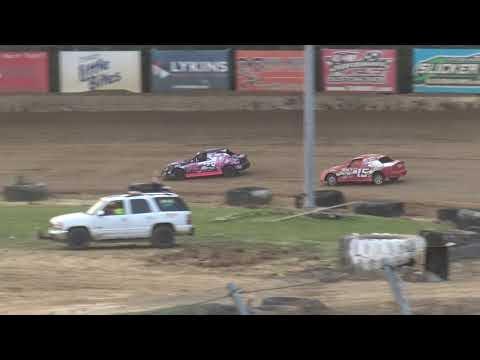 Florence Speedway   7/24/21   Hornets   Heat 1