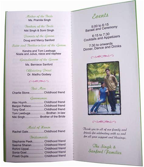 37 50th Birthday Program Template, Wedding Ceremony