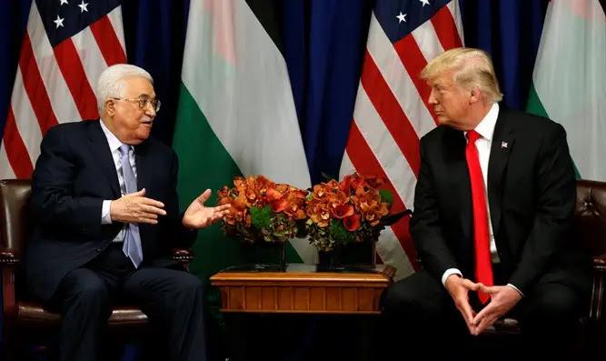 Abbas and Trump