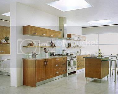 All About Different Kitchen Layouts