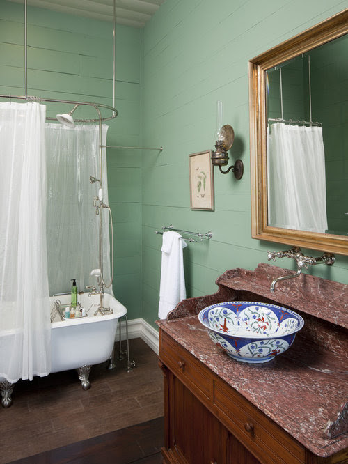 Clawfoot Tub Bathroom Home Design Ideas, Pictures, Remodel ...