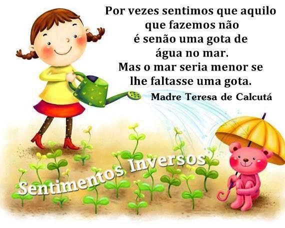 Imagens De Madre Teresa De Calcuta Para Facebook E Blogs
