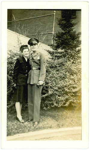 decorated uniform and girl
