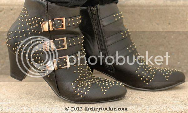 LC Lauren Conrad floral blazer, black skinny jeans, starburst ankle boots, Los Angeles fashion blog