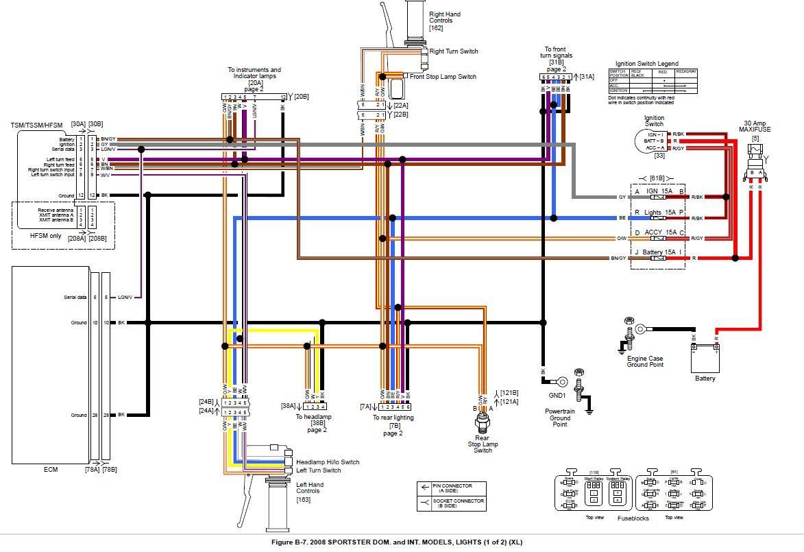 2000 Harley Davidson Wiring Diagram