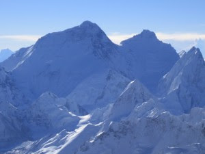 The Everest Massif
