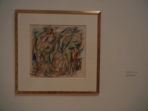 DSCN8753 _ Two Women with Still Life, 1952, Willem de Kooning (1904-1997), MOCA