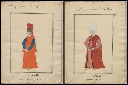 Turkish Costumes d