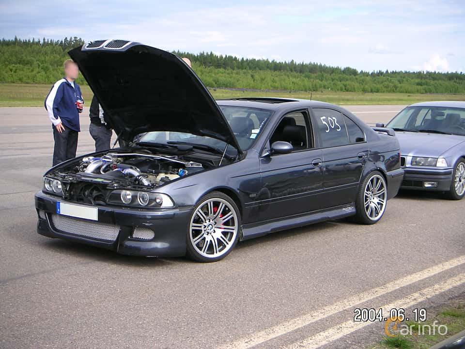 Download BMW 540 540i 1998 Service Repair Workshop Manual ...