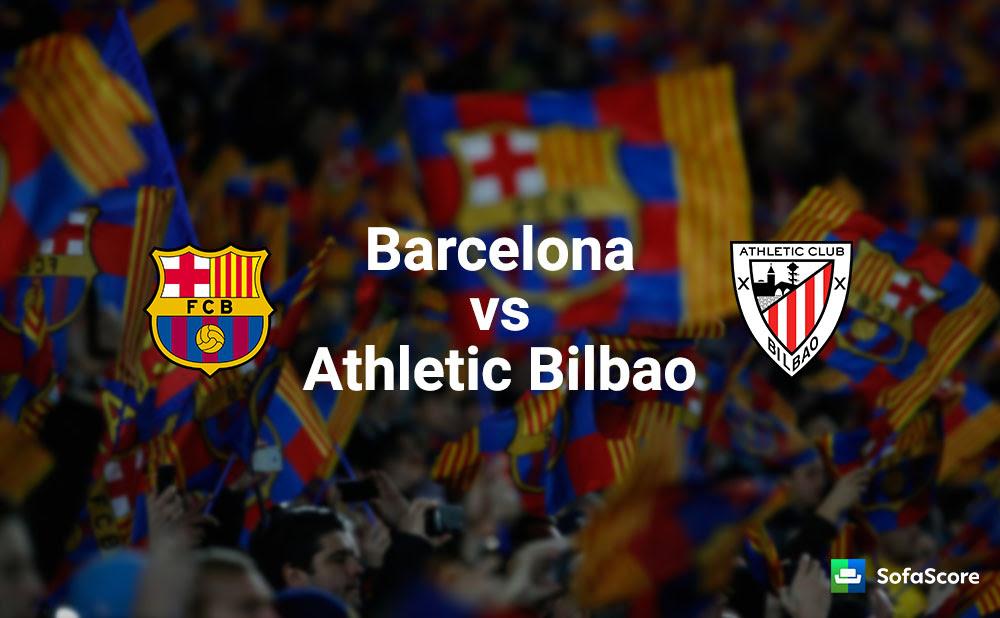 Barcelona vs Athletic Bilbao - Match preview, Team news ...