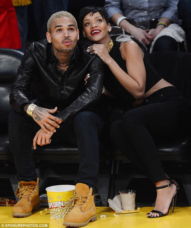 'It's different now': Rihanna and Chris Brown spent last Christmas Day together in Los Angeles
