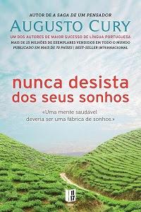 Printable livre Frases Nunca Desista Dos Seus Sonhos Augusto Cury