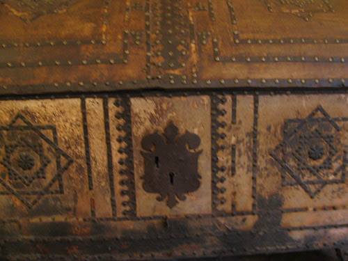 Old Chest in 'Palace'