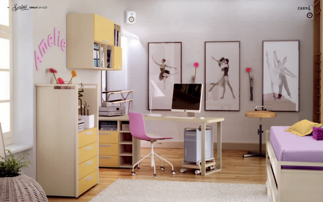 Music Themed Room Themed Teen Rooms (For Artist, Dancer, Rockstar ...