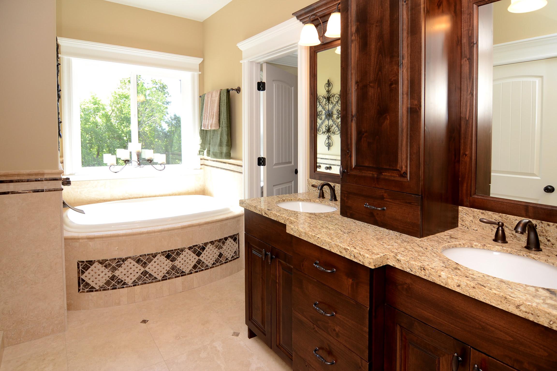 Bathroom Remodeling Fontourastone Construction General Contractors