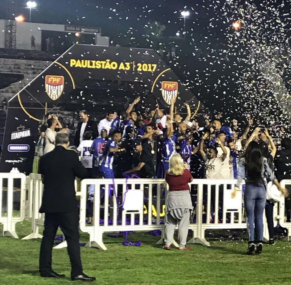 Nacional-SP Campeão