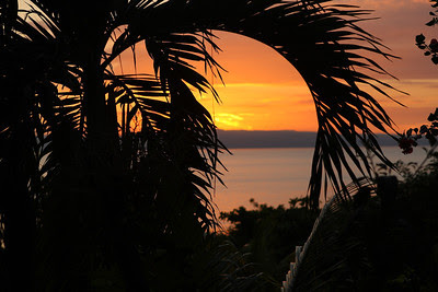 Best of 2012 - Caribbean Sunset - Wahoo Bay, Haiti