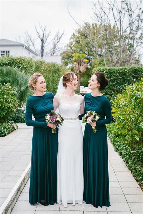 33 Gorgeous Winter Bridesmaids? Looks That Inspire