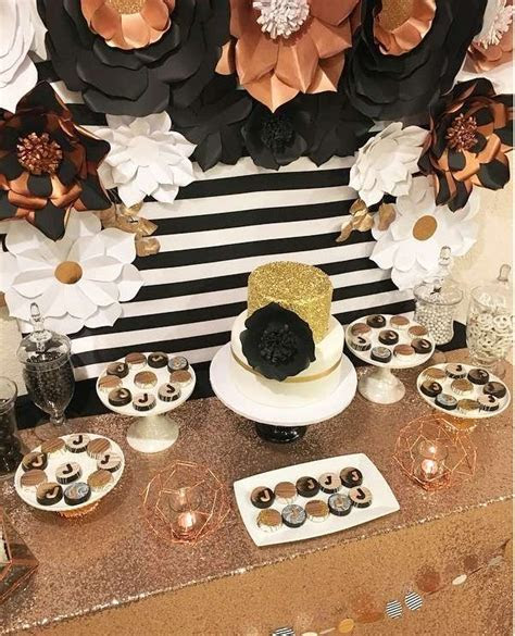 Kate Spade Party Birthday Party Ideas   Photo 1 of 9