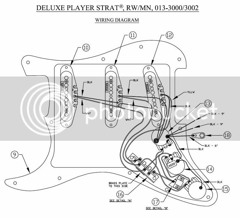 Eric Johnson Stratocaster Wiring Diagram